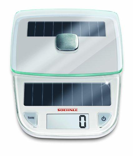 Soehnle 66183 Easy Solar blanc