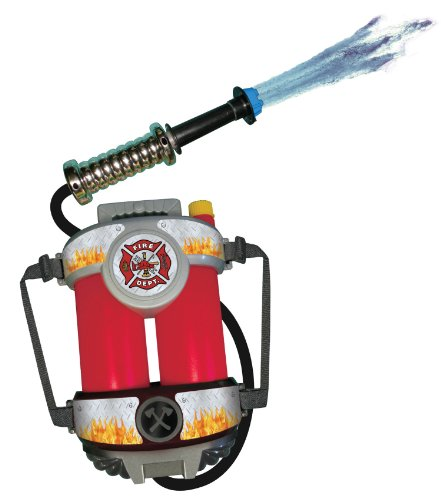 Aeromax Fire Power Super Soaking Fire Hose with Backpack