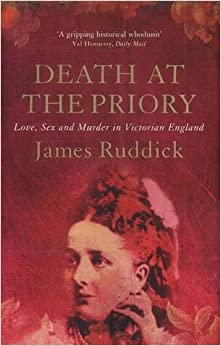 death at the priory book cover
