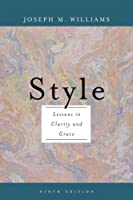 "Cover of ""Style: Lessons in Clarity and G..."