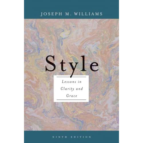 Style - book cover