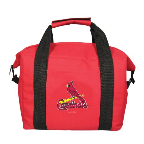 MLB St. Louis Cardinals Soft Sided 12-Pack Cooler Bag at Amazon.com