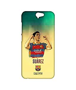 Illustrated Suarez - Sublime Case for HTC One A9