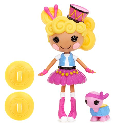 Mini Lalaloopsy Doll- Sticks Boom Crash