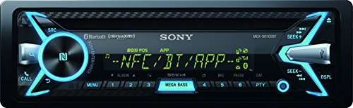 Sony MEXN5100BT Car Stereo Receiver with Bluetooth, NFC and