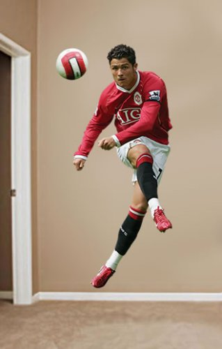WALLBANGERS MANU06 CR7 Cristiano Ronaldo