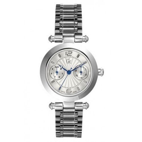 Guess - Gc - Reloj Gc Ronde Fond Argent Mujer
