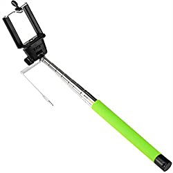 Try Ultimate Selfie Stick Monopod With Easy Aux Cable
