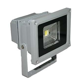 10 Watt Outdoor LED Flood Light 12v- Ac/dc Also in 120v Warm White