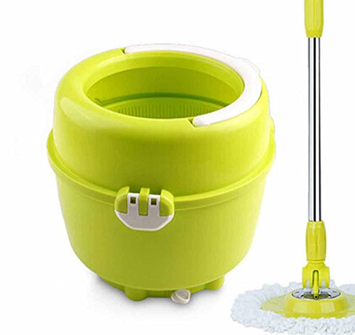 sleek-minimalist-spin-mop-bucket-good-god-hand-dual-drive-washing-mop-pool-stainless-steel-thick-mop