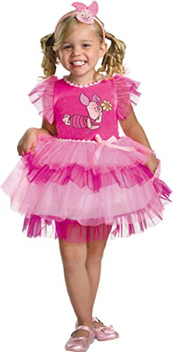 Frilly Piglet Costume - Toddler Medium