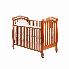Charmant Riley Crib With Drawer In Cognac Finish By Storkcraft Baby Furniture