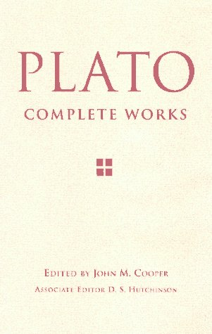 Plato: Complete Works, ed. John M. Cooper