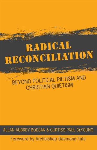 Radical Reconciliation