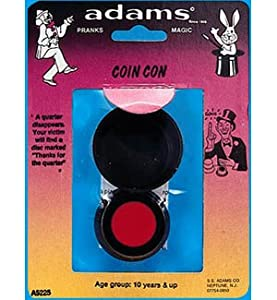SS Adams Coin Con Magic Trick