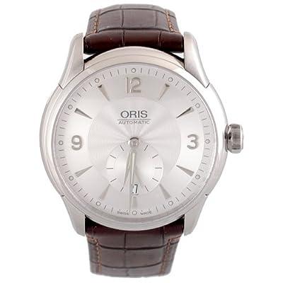 Oris Men's 623 7582 4071LS Artelier Small Second Date Watch