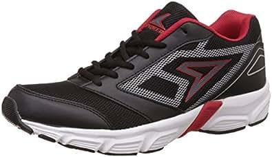 Power Men's Gallop Black Running Shoes - 7 UK/India (41 EU)(8396019)