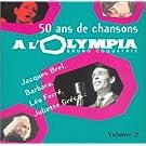 Les 50 ans de l'Olympia Vol. 2