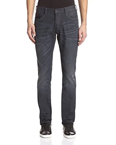 PRPS Goods & Co. Men's Fury Dark Wash Tapered Jean