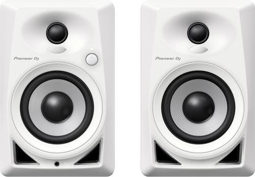 Pioneer DJ DM-40-W -Channel Monitor Speaker & Subwoofer Part (Control Dj Pioneer compare prices)