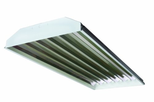 Howard Lighting HFA1E632AHEMV000000I  6 Lamp High Bay Fluorescent Enhanced Specular Reflector