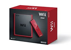 Nintendo Wii Mini Console - Red