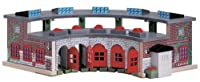 Thomas and Friends Wooden Railway - Deluxe Roundhouse from Learning Curve