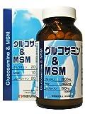 グルコサミン& MSM 350mg×360粒