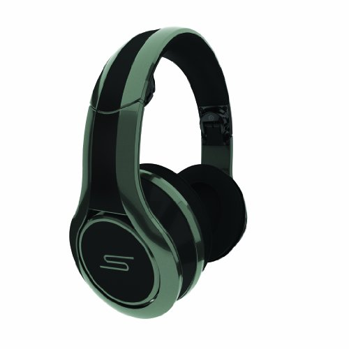 SMS-Audio-SMS-DJ-GRY-Street-by-50-Cent-Wired-DJ-Headphones-Grey