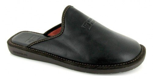 NORDIKAS, Pantofole uomo Nero Ohio negro