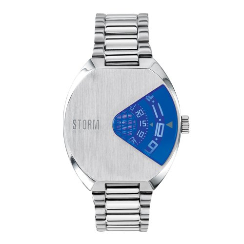 Storm Vadar Men's Lazer Blue Watch 47069/B