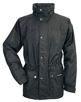 Tucano urbano 537N7 dILUVIO 100 %  waterproof jacket-veste-noir-taille xXL