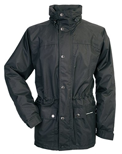 Tucano urbano 537N6 dILUVIO 100 %  waterproof jacket-veste-noir-taille xL