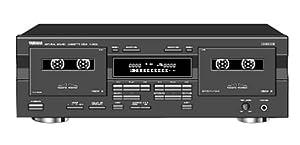 Yamaha K-903 Autoreverse Double Cassette Deck