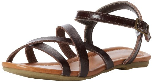 Kenneth Cole Reaction New Tune 2 Sandal (Toddler/Little Kid),Dark Brown,12 M Us Little Kid front-1062796