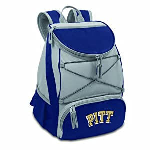 Picnic%20Time NCAA Pittsburgh Panthers PTX Insulated Backpack Cooler, Navy, Regular