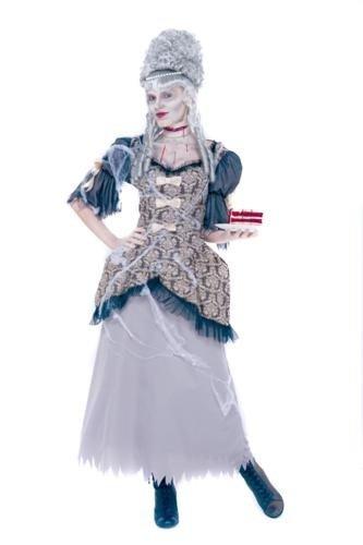 Marie Antoinette Ghost Costume
