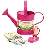 Little Pals Children's Watering Can Kit - Pink
