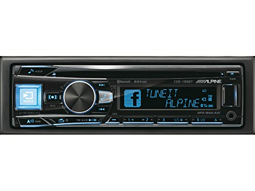 Alpine CDE-195BT Autoradio