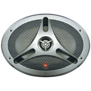 "Jbl Ms9200 6"" X 9"" Coaxial Speakers - Silver"