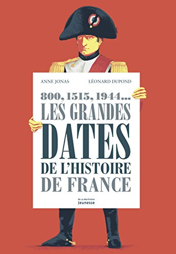 Les grandes dates de l'histoire de France : 800, 1515, 1944... 41QYj9j7oFL
