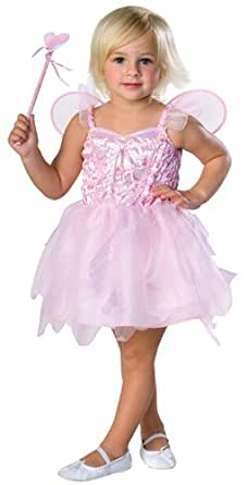 Amazon.com: Rubie's Costume Co Butterfly Princess Costume, Toddler