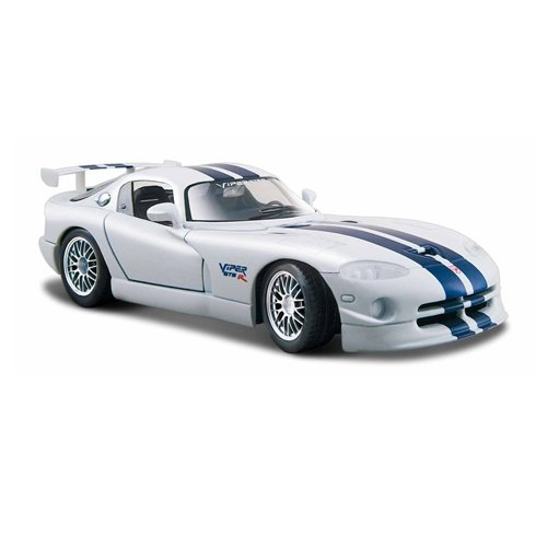 Maisto 1:24 Scale Dodge Viper GT2 Diecast Vehicle (Colors May Vary) (Dodge Viper Model compare prices)