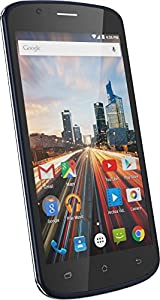 Archos 50e Helium Smartphone débloqué (Ecran: 5 pouces - 8 Go - Android 5.1 Lollipop) Bleu