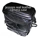 All Leather Camera Case Holdall - Jessops