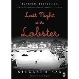 Last Night at the Lobster ~ Stewart O'Nan
