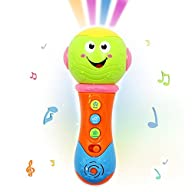 Baby Happytime Music & Sound Micropho…