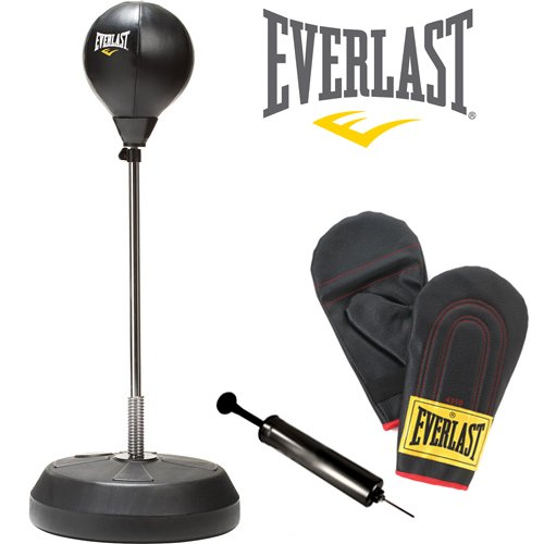 Everlast Free Standing Punch Bag/Boxing Bag With