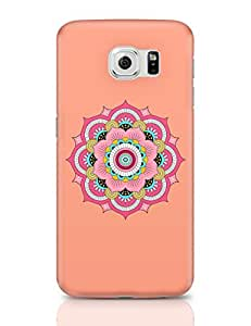 PosterGuy Mandala Mandala, Floral, Art, Design, Colorful Samsung Galaxy S6 Covers