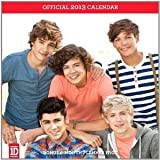 One Direction 2013 Mini Calendar + Free Stretchie Collectors Bracelet By Confetti!